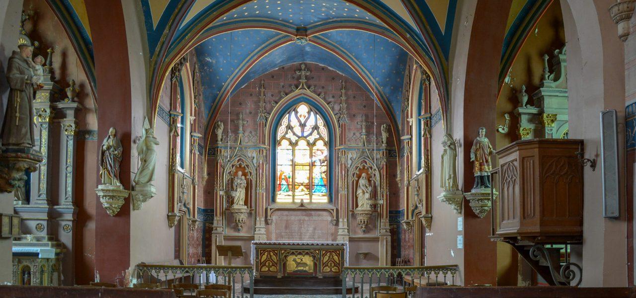 Eglise Intérieur